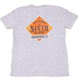 Gray Sixth Glass Tee