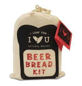 I Loaf You BEER BREAD KIT