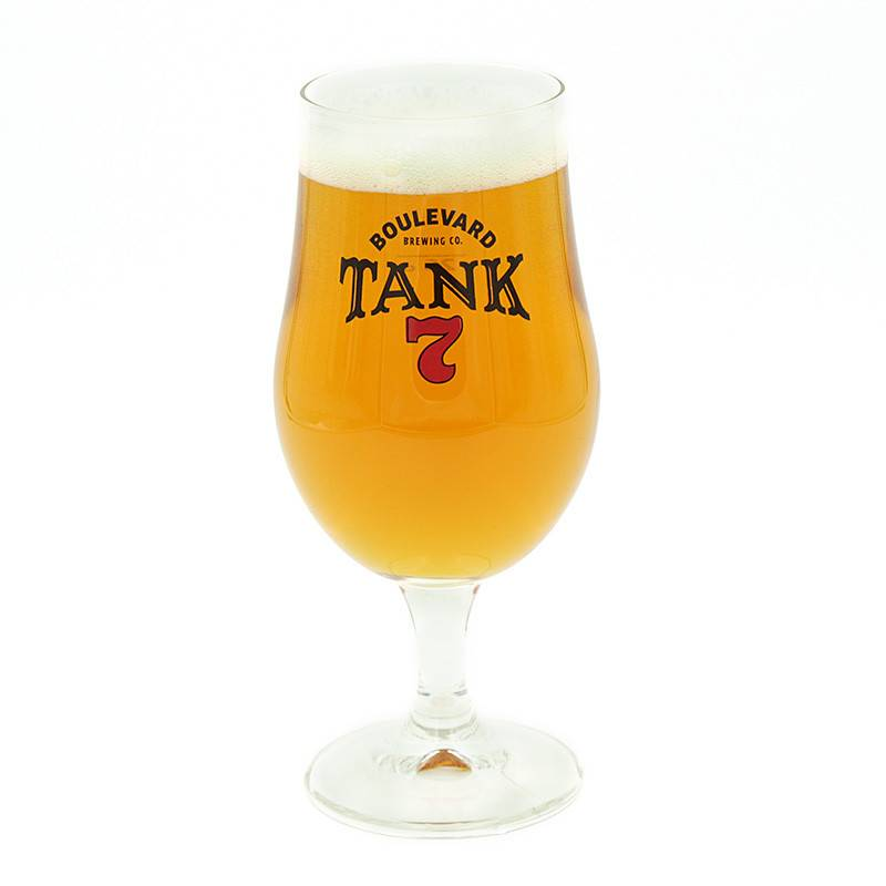 Tank 7 Tulip glass
