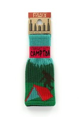 "Freaker Knit Coozie ""Straight Outta Campton"""