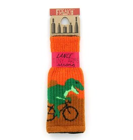 "Freaker Knit Coozie ""Lance Tiny-Arms Strong"""