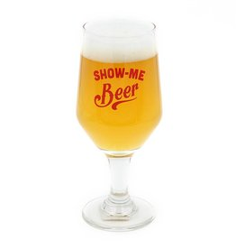 Show Me Beer Glass