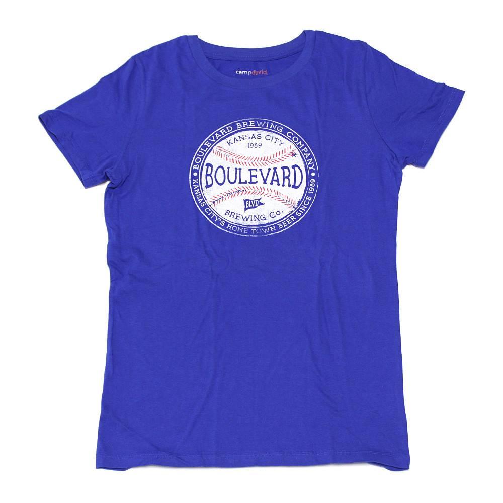 Women's Hometown Baseball Tee