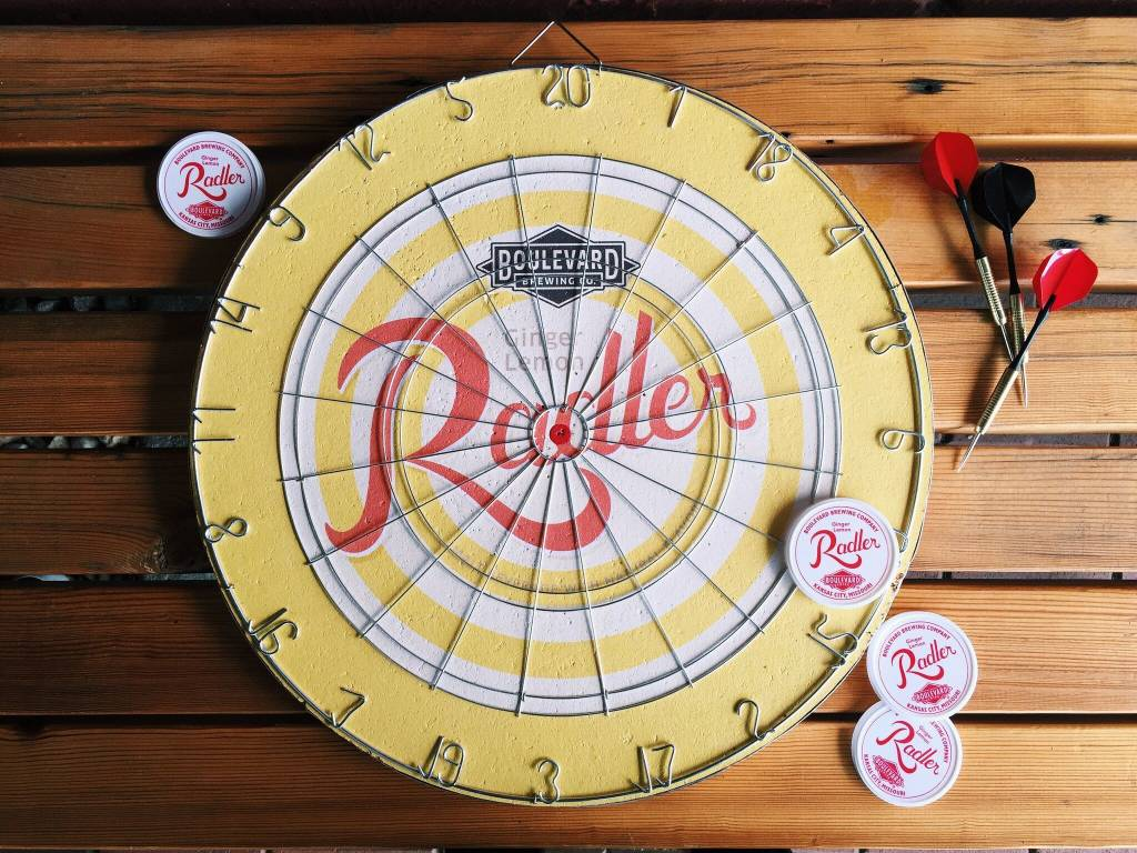 Radler Dartboard