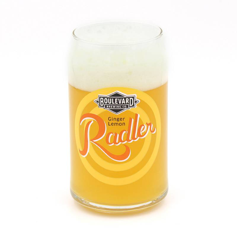Radler Can Glass
