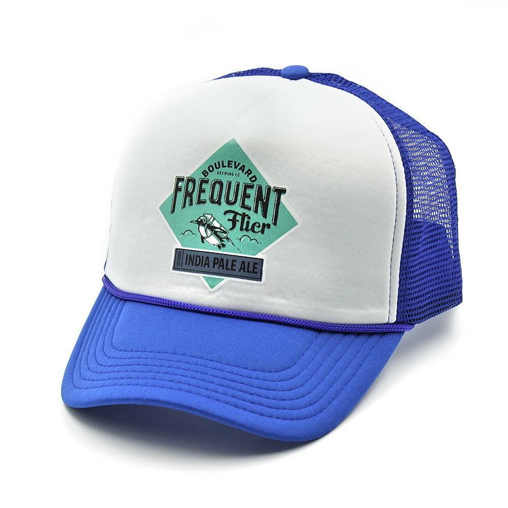 Frequent Flier Foam Trucker Hat