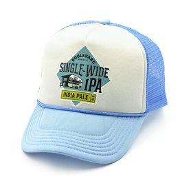 Single Wide IPA Foam Trucker Hat