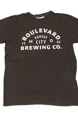 Boulevard Go-To Arch Logo Tee