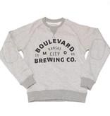 Boulevard Arch Logo Crewman Sweatshirt