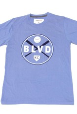 BLVD Baseball Bat Tee