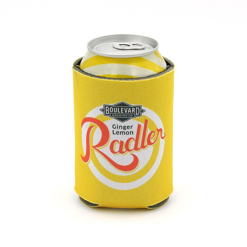 Boulevard Ginger Lemon Radler Coozie