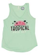 Women's Tropical Pale Ale Tank