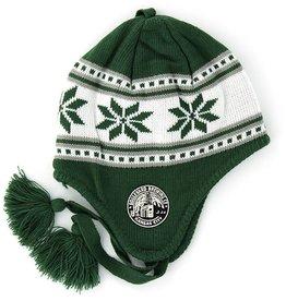 Dark Green Wampa Knit