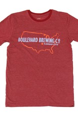 Boulevard Brewing State Tee