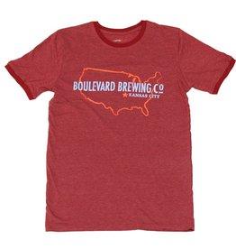 Boulevard Brewing State Tee