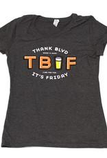 MMI Women's TBIF Tee