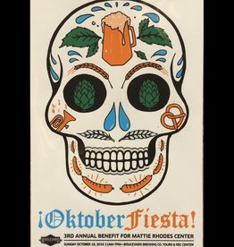 Oktoberfiesta 2016 Poster