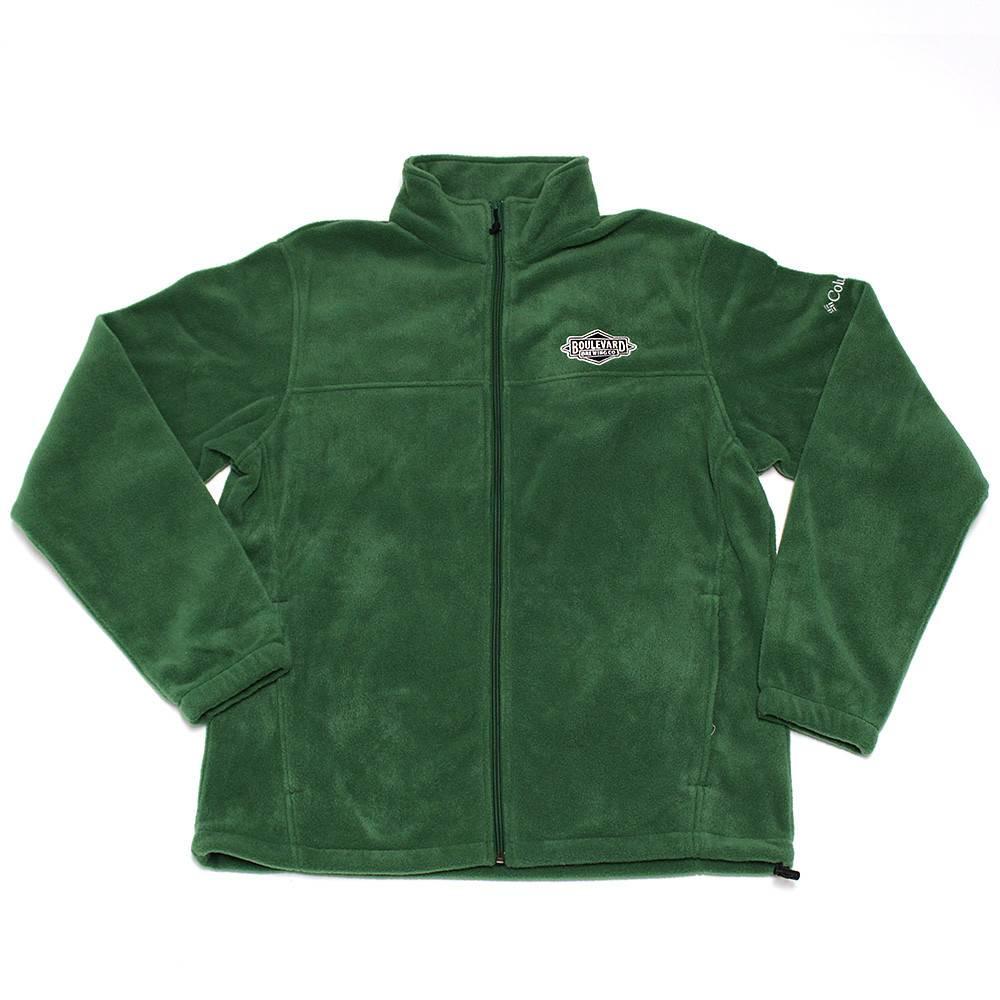 Columbia Men's  Flanker Fleece Jacket