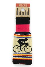 "Freaker Knit Coozie ""Bike Curious"""
