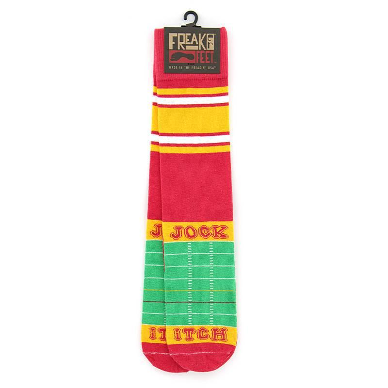 Jock Itch Chiefs' Freaker Socks
