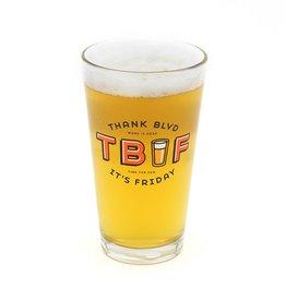 MMI TBIF Pint Glass