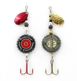 Bottle Cap Fishing Lure