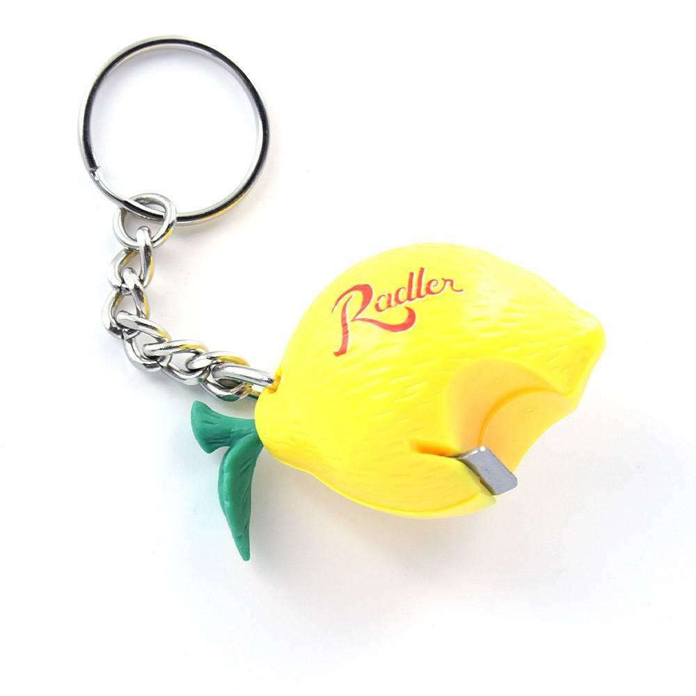 Radler Lemon Keychain Opener