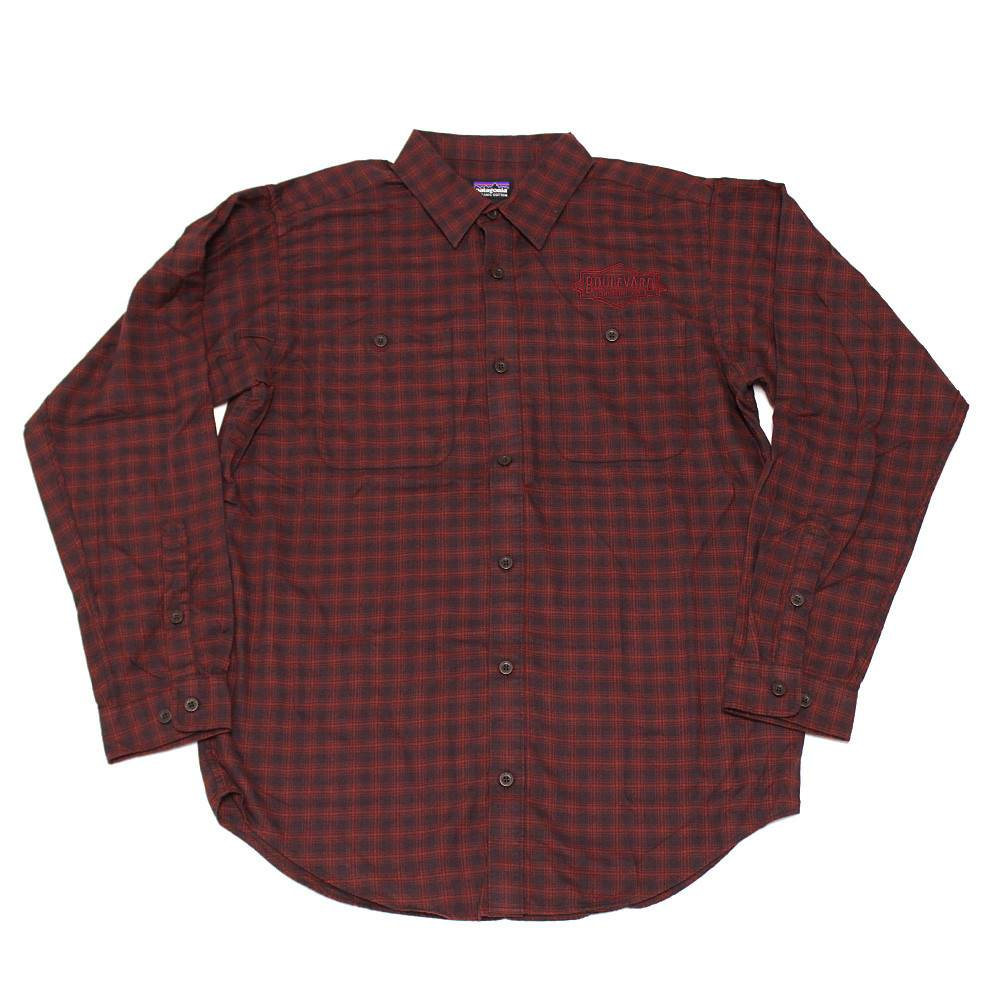 Patagonia Pima Cotton Button Up