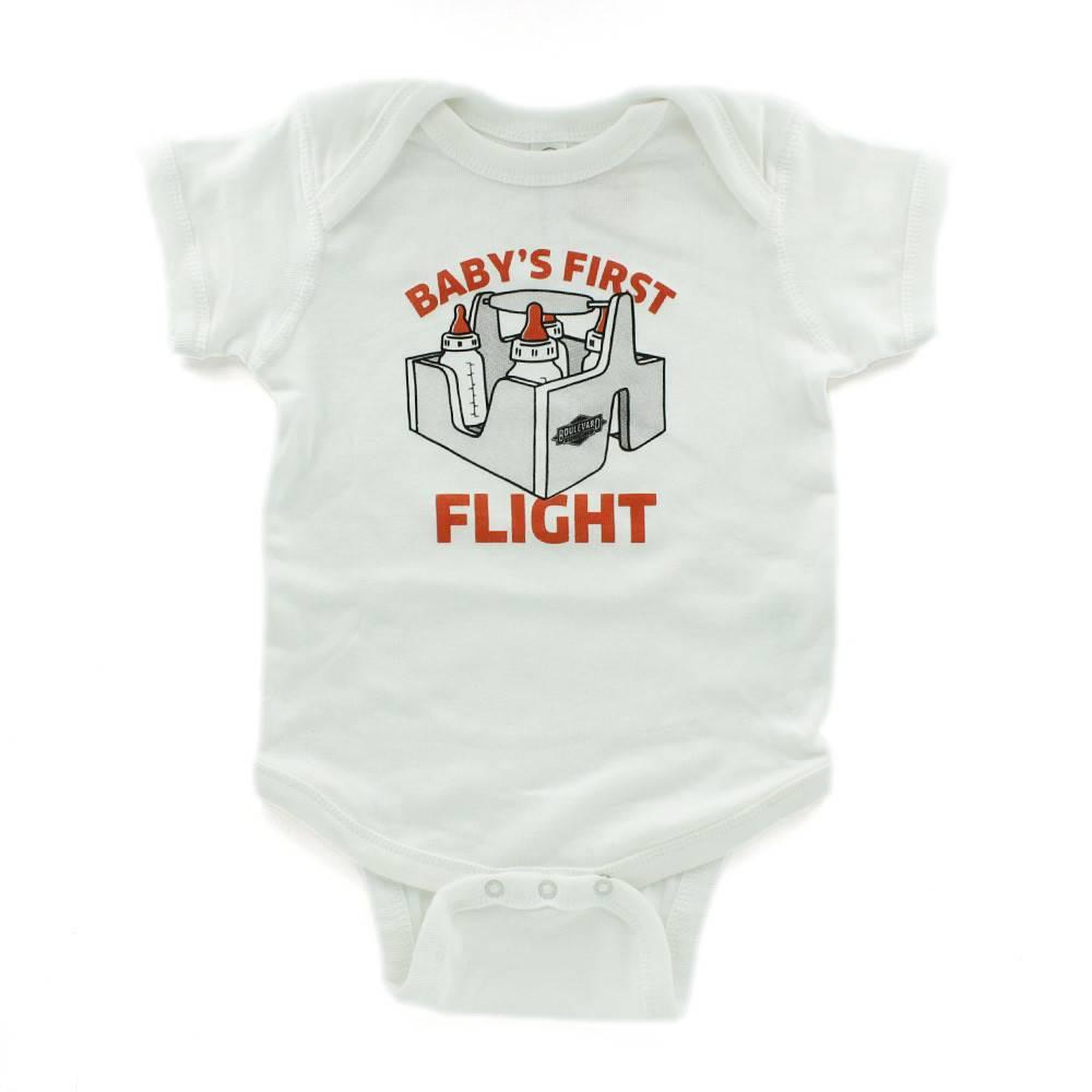First Flight Onesie