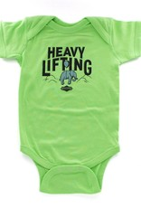 Heavy Lifting Onesie