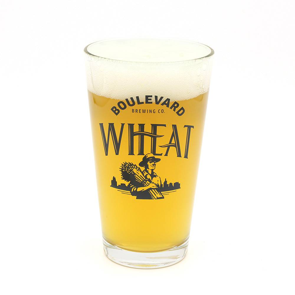 MMI Unfiltered Wheat Pint