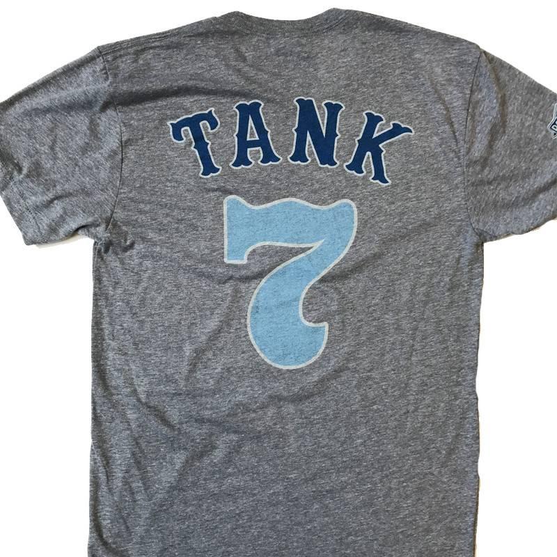 Tank 7 Baseball Tee