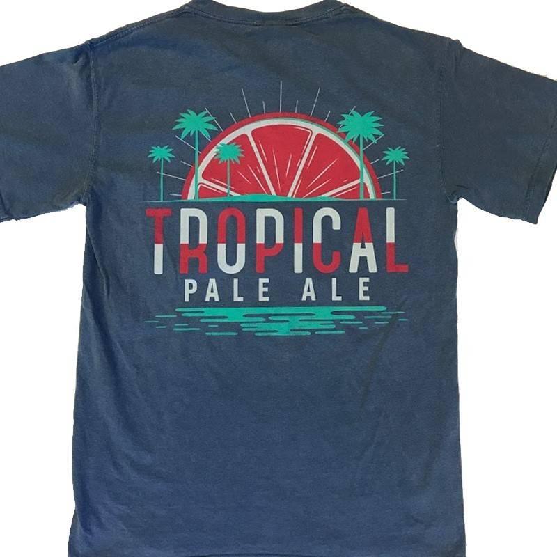 Tropical Pale Ale Pocket Tee
