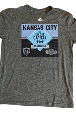 Soccer Capital Tee