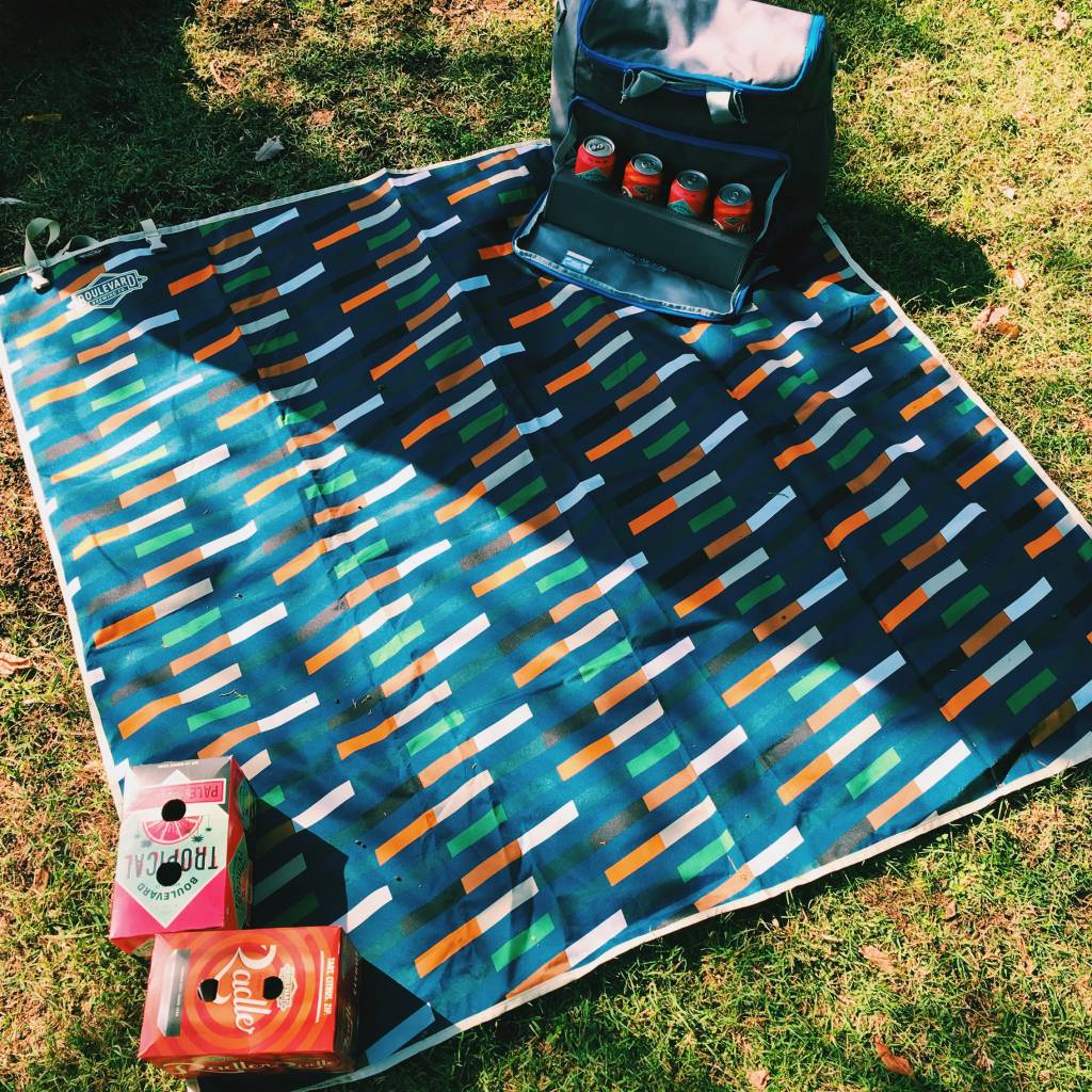 Alite Design Inc. Meadow Mat - Desert Ace Stripe