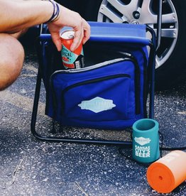 MMI KC Pils Blue Cooler Chair