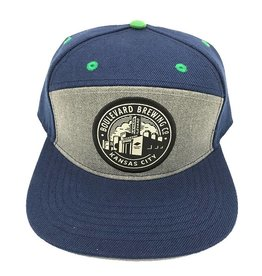 5 Panel Brewery Hat