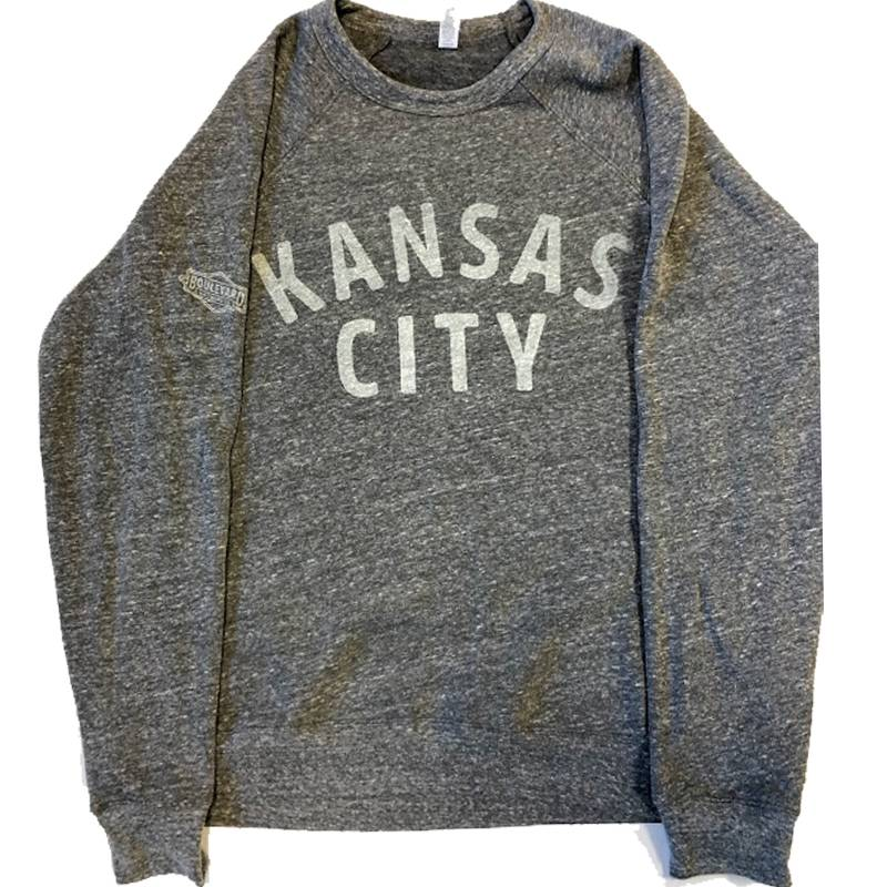 Kansas City Crewneck Sweatshirt