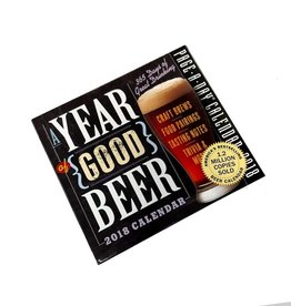 A Year of Good Beer Calendar