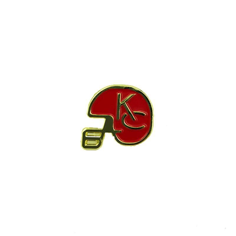 KC Helmet Pin