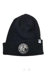 Brewery Logo Black Cuff Knit