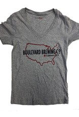 Women's Boulevard Brewing State Tee