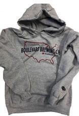 Boulevard Brewing Varsity Hoodie