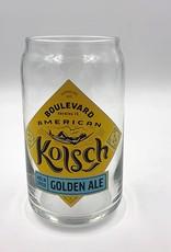 American Kolsch Can Glass