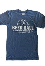 Charlie Hustle Beer Hall Tee