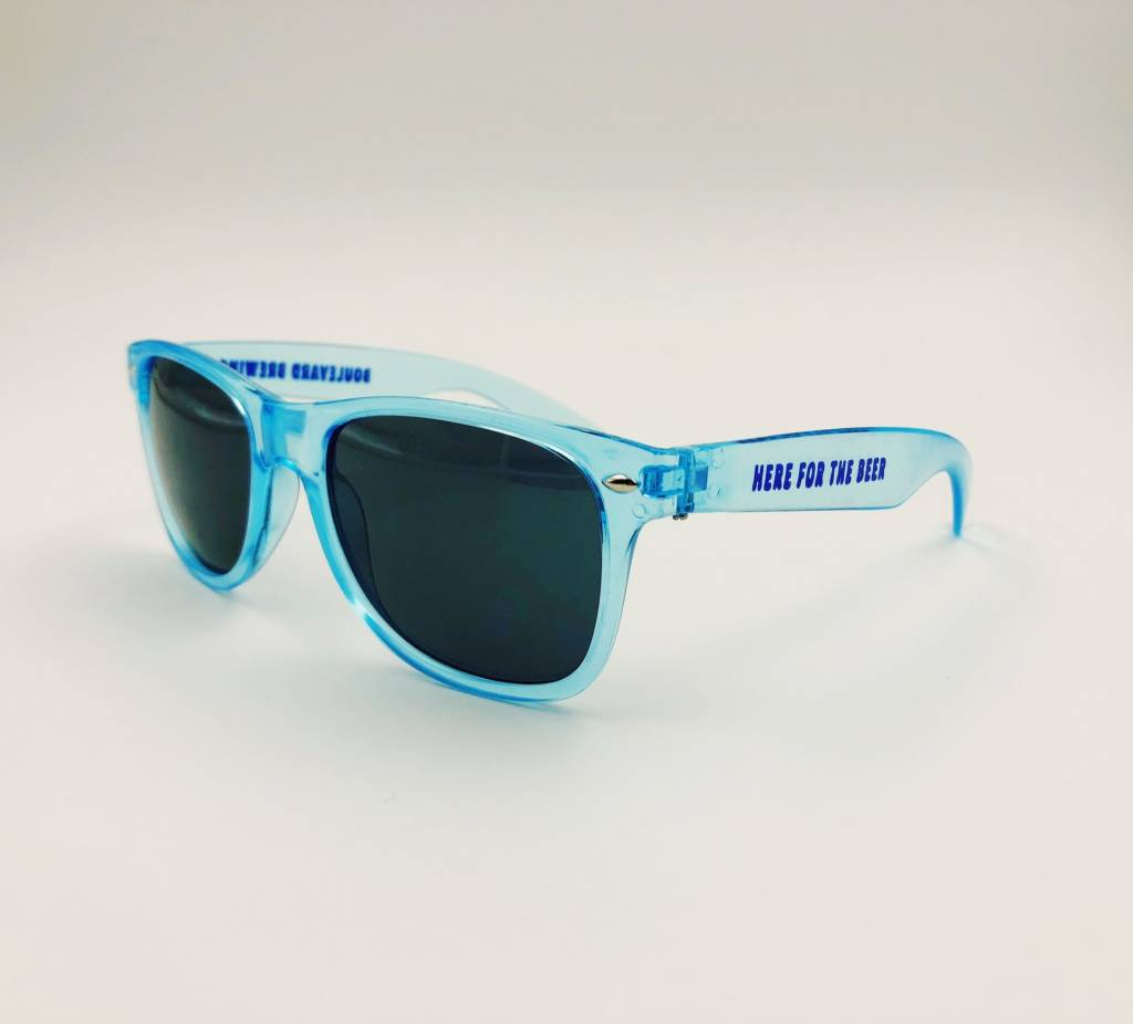 Sunglasses-Here For The Beer