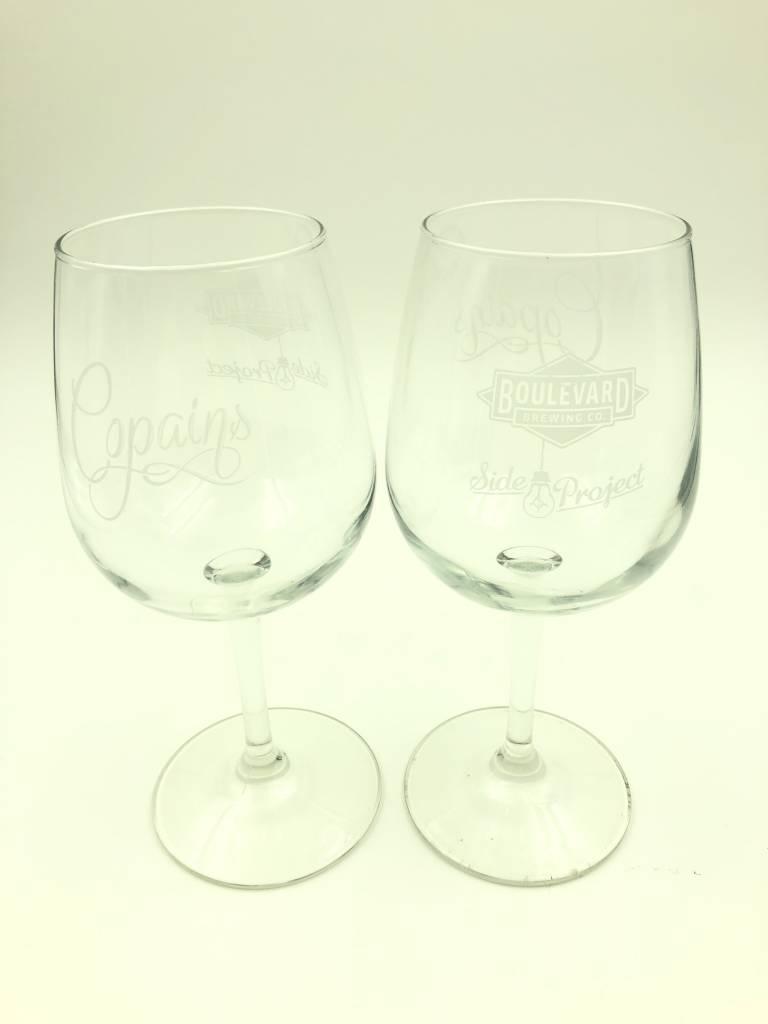 Copains 12.75oz Glass