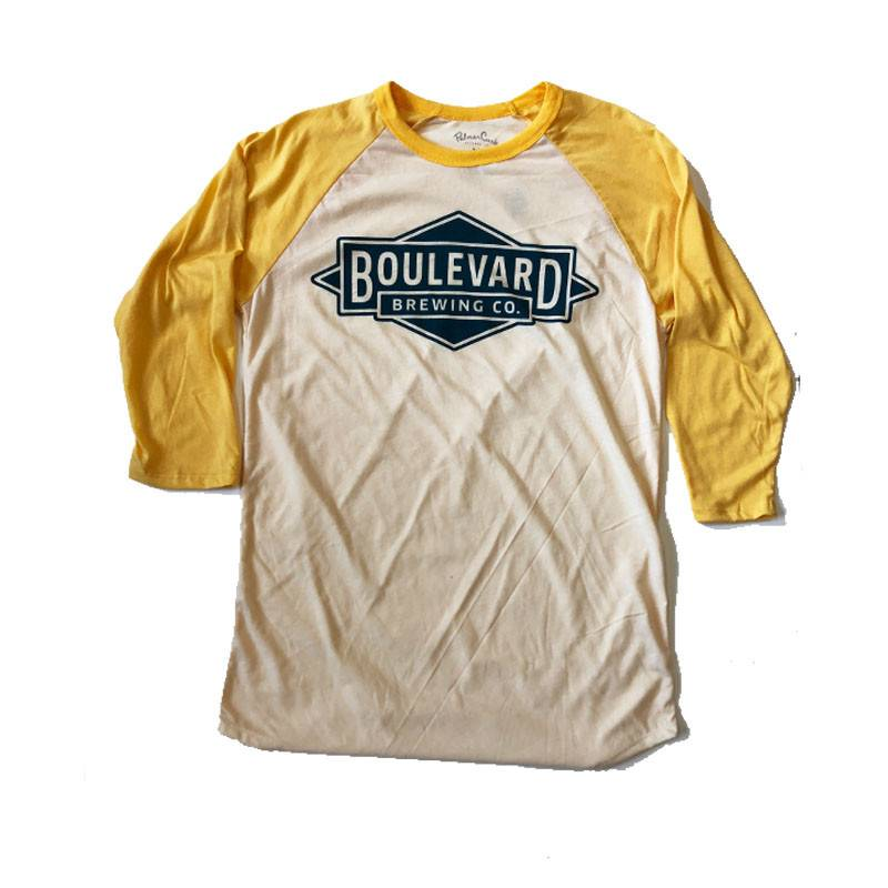 Fall Diamond Logo Raglan