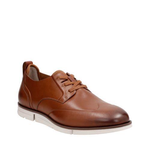 CLARKS Clarks Trigen Wing 26123748 Men's Shoes ...