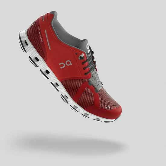 Scarpe ON - Cloud 000019 Red/Ox 1658